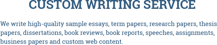 writing essay services